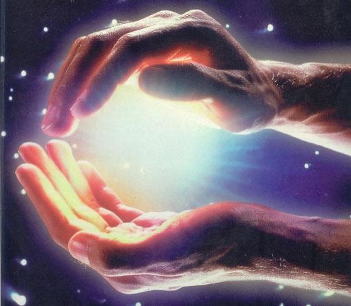 La energía vital del ser humano forma parte de la energía universal