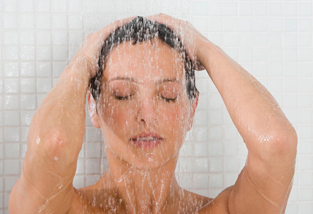 Limpia tu aura con la ducha